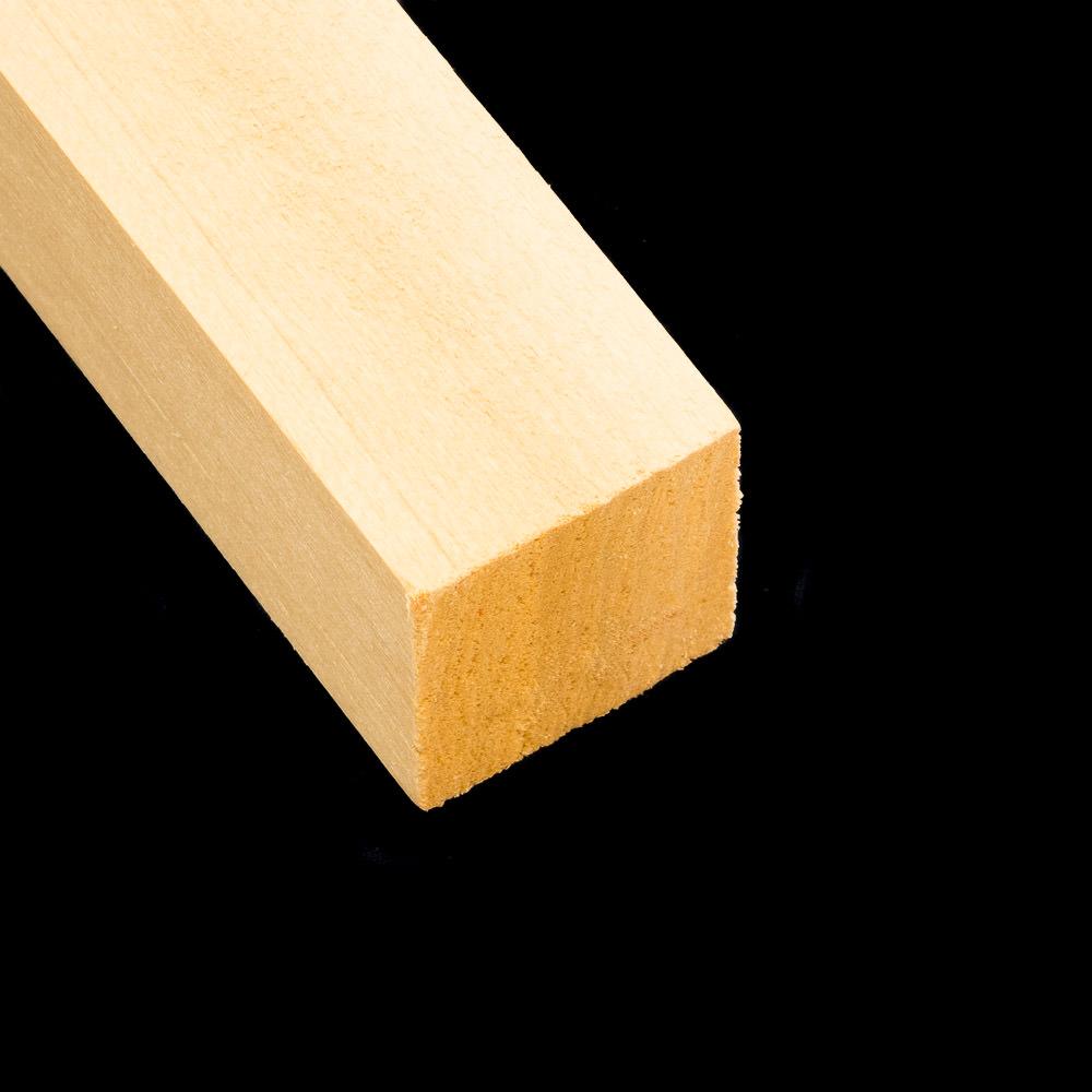 1 X 36 Long Square Wood Dowel