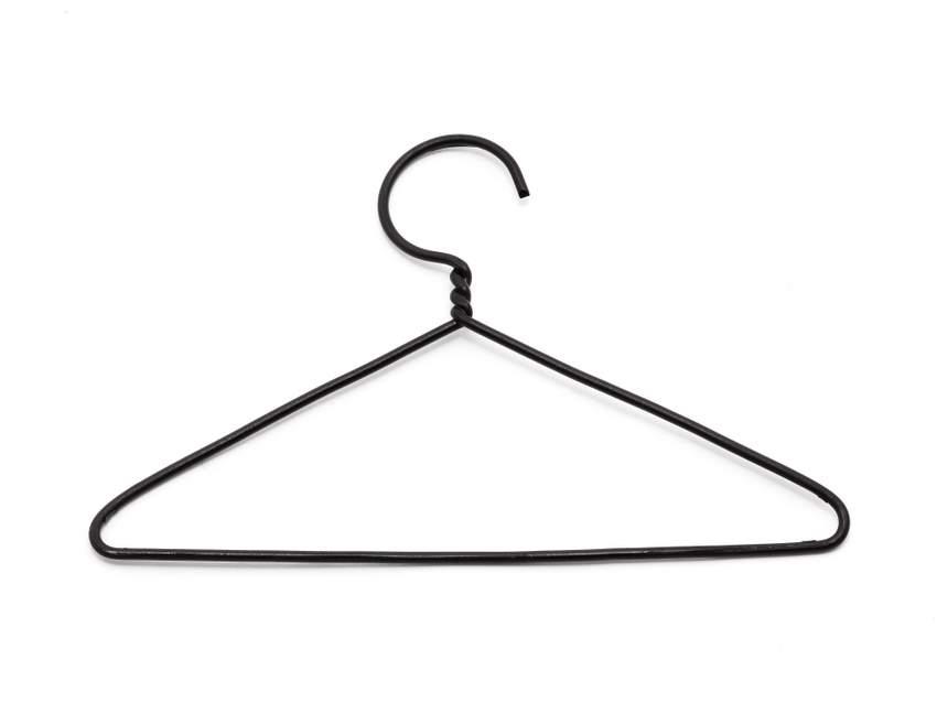 Coat Hanger 3 1 8 Wide X 2 Tall 1034d 0 7900